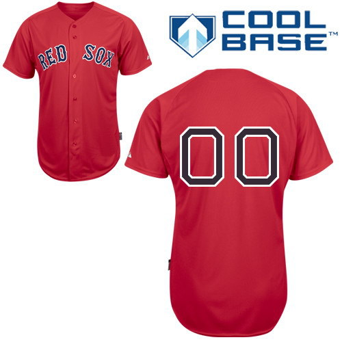 boston personalized customized red sox jersey,any size,any colour,any styles(China (Mainland))