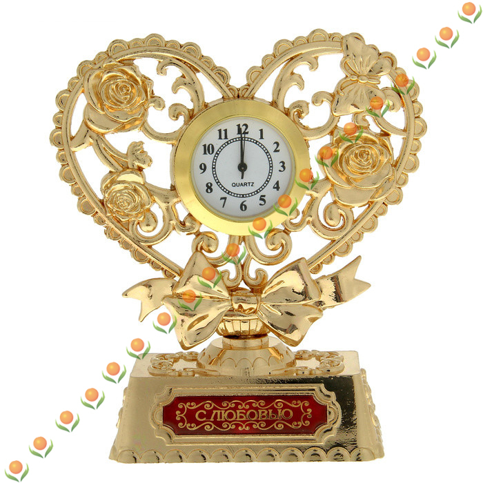 Free shipping! Retro desk clocks, vintage products crafts and creativity, home & garden & Bedroom decor. cute souvenir for love(China (Mainland))
