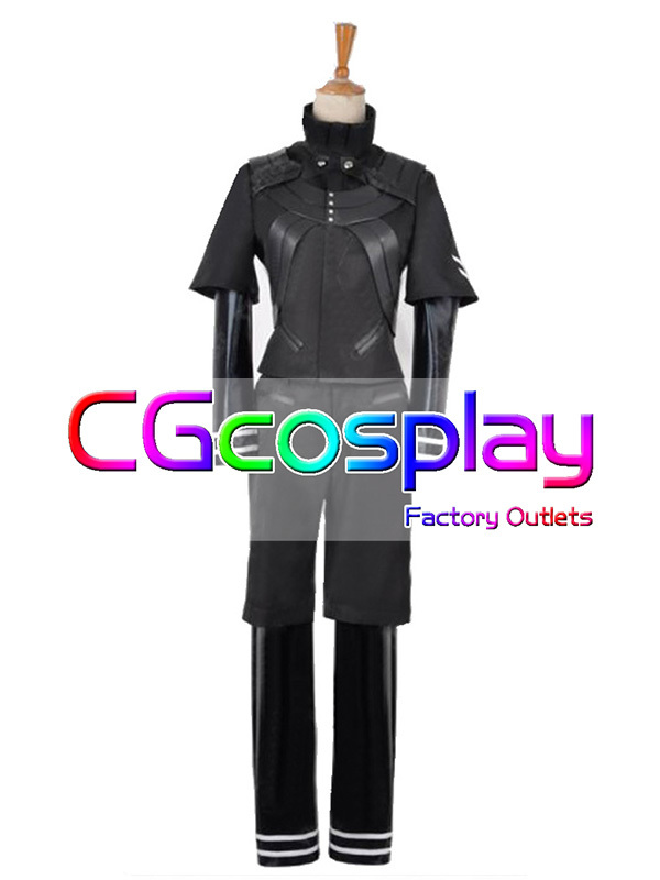 Free Shipping Cosplay Costume Tokyo Ghoul Kaneki Ken New in Stock Retail Wholesale Halloween Christmas Party