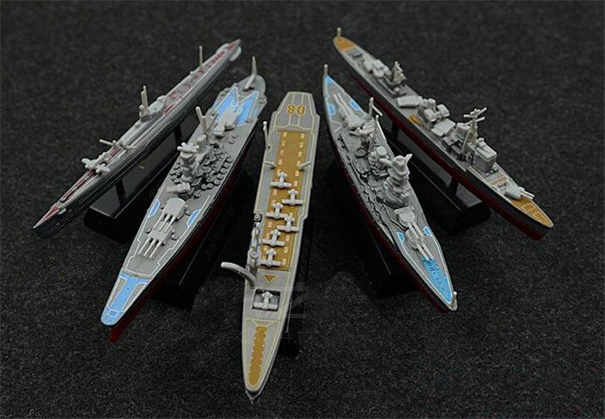 8pcs/set 1/1600 scale 4D model assembled ship model Warship World War II Japanese Military Aircraft Carrier Assembling Model(China (Mainland))