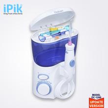 Irrigador dental de agua con 10 Consejos dentales