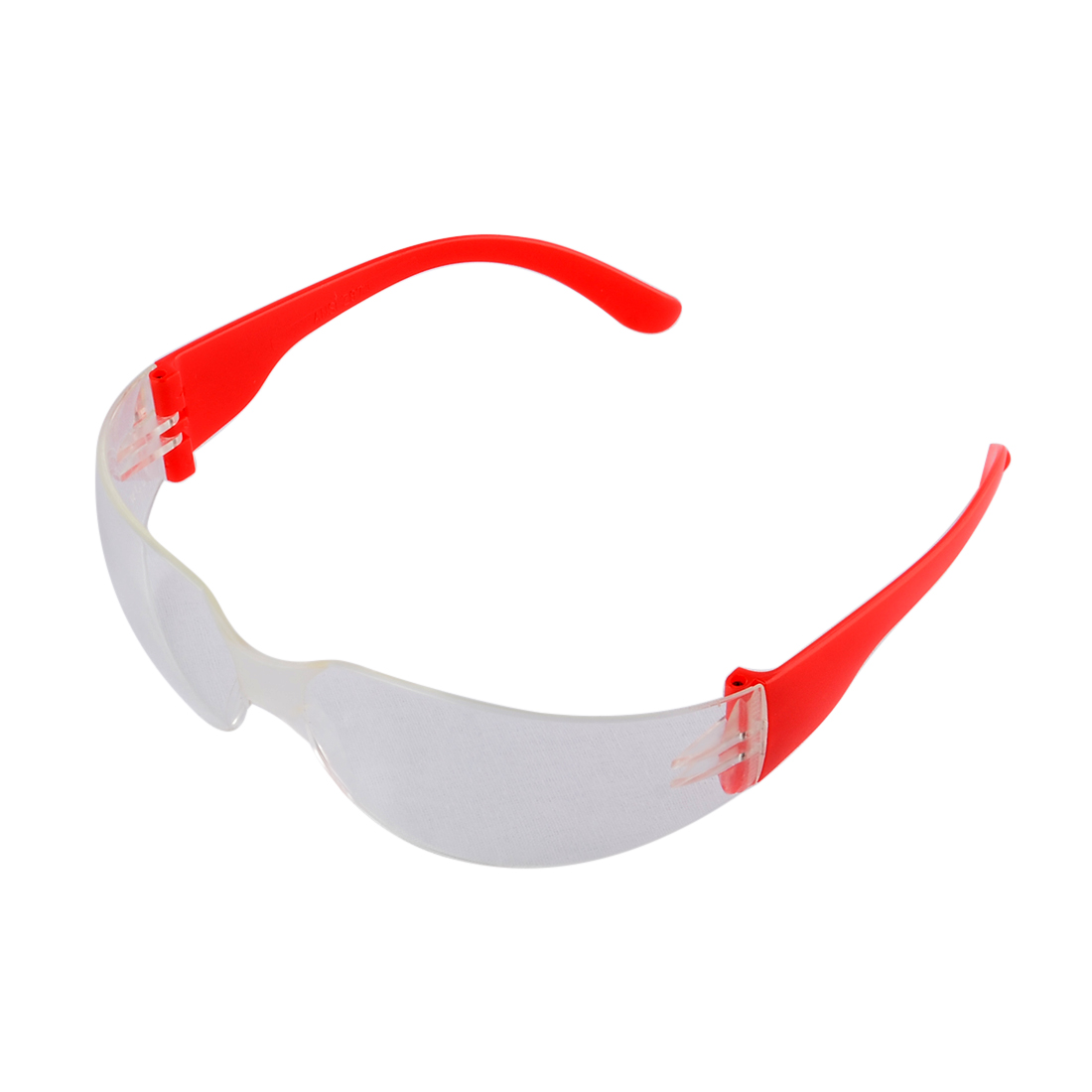 Children Kids Anti-explosion Dust-proof Protective Glasses Outdoor Activities Safety Goggles - Red(China (Mainland))