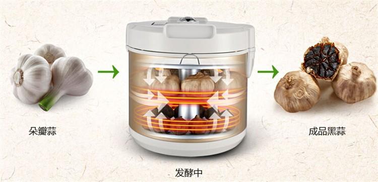 Купить Черный чеснок машина фермент зимолиз зараза чеснок бытовая техника для кухни кухонный комбайн инструменты