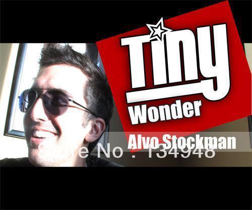 Tiny Wonder by Alvo Stockman ,, ,magic Close-up magic(China (Mainland))