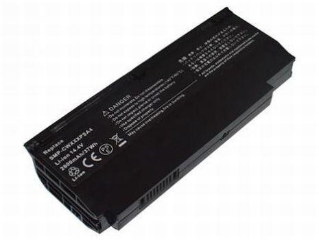 SMP-CWXXXPSA4 Replacement for FUJITSU LifeBook M1010 Amilo Mini Ui 3520 UMPC, NetBook & MID Battery(China (Mainland))
