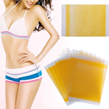 HappyDeal superble 10 20 40Pcs Woman Slim Patches Slimming Fast Loss Weight Burn Fat Belly Trim Patch Content!