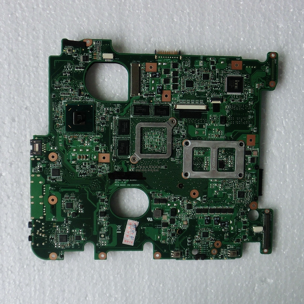 N43SM Motherboard Mainboard for ASUS Laptop Notebook 100% Tested & Working Well & Warranty 30 Days