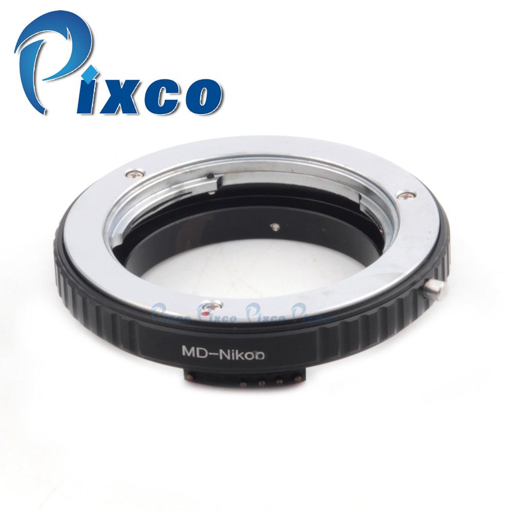 Macro Lens Adapter AF Confirm Suit Minolta MD Lens Nikon Camera D5600 D3400 D500 D5 D7200 D810A D5500 D750