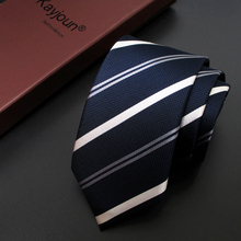 2016 summer plaid striped men tie kinted vintage classic cosy silk necktie luxury formal business wedding party gift ties for