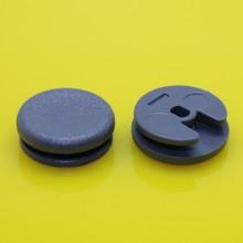 New Arrival High Quality Gray 3D Joystick Cap Analog Controller Stick Cap For 3DS /3DS LL / 3DS XL 3DSXL
