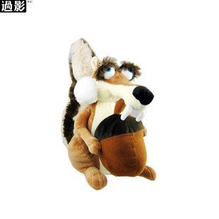 Wholesale Ice Age 3 dolls/dolls to plush/ dolls babay 1027