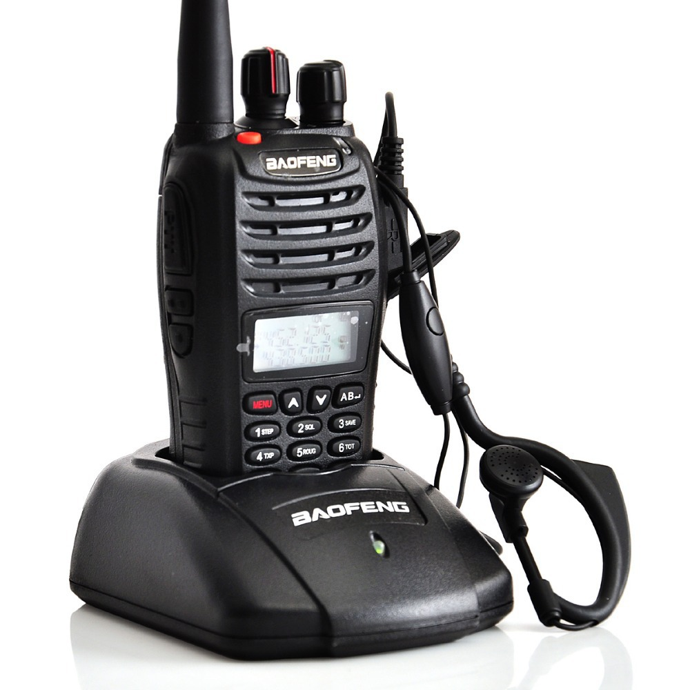 BAOFENG UV-B5 walkie talkie VHF 136-174 UHF 400-470MHz Dual BandStandby Two-Way Radio /Receiver A1011A Alishow(China (Mainland))