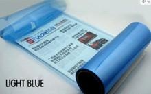 12 Colors 30cm x100cm Auto Car Light Headlight Taillight Tint Vinyl Film Sticker Hot Sales Easy To Stick The Whole Car(China (Mainland))