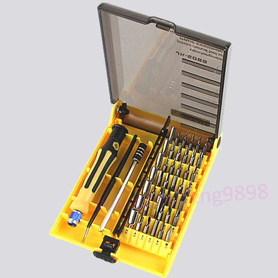 Precision 45 In 1 Electron Torx Screwdriver Tool Set Repair Computer Phone Free shipping<br><br>Aliexpress
