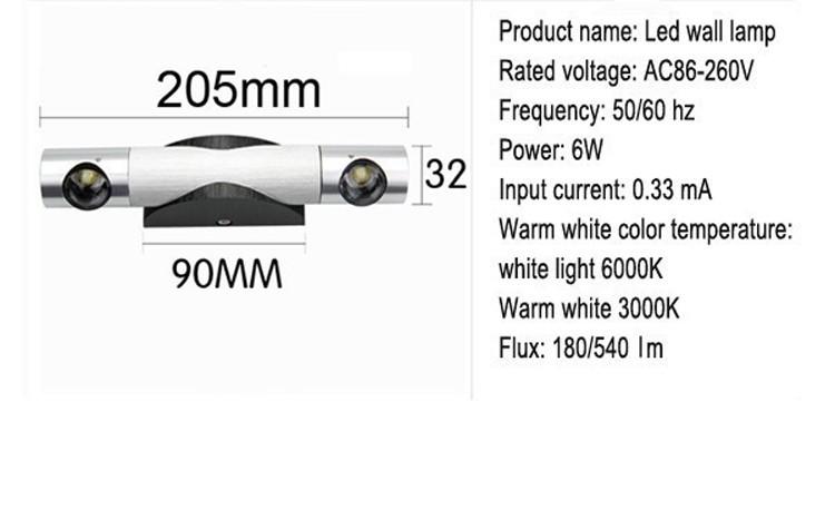 LED Wall light-1