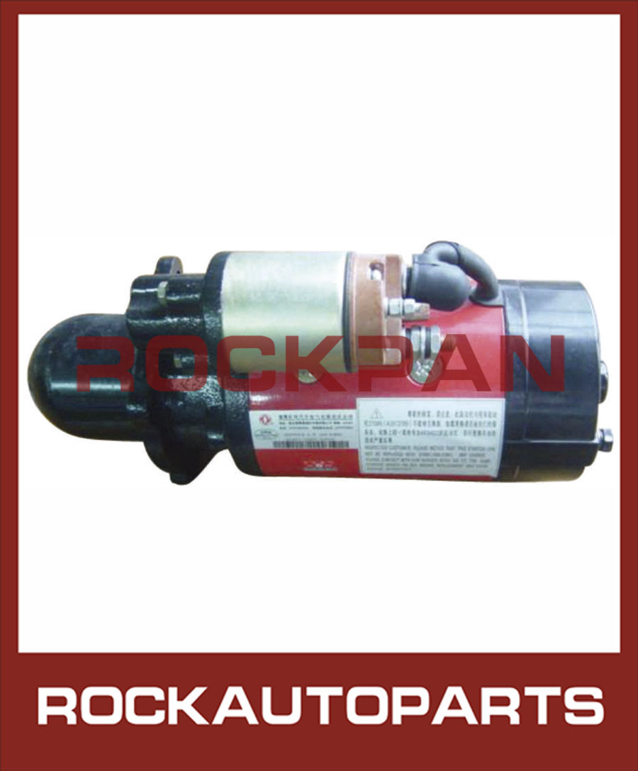 AUTO STARTER MOTOR C4934622 24V 6.6KW FOR CUMMINS ENGINE 6BT FOR DONGFENG TRUCK(China (Mainland))
