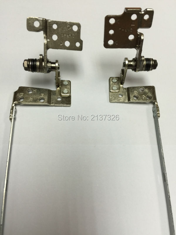 Wholesale&Retail High Quality New laptop LCD/LED Left&Right hinges for Asus X550T series notebook with touch for free shipping(China (Mainland))