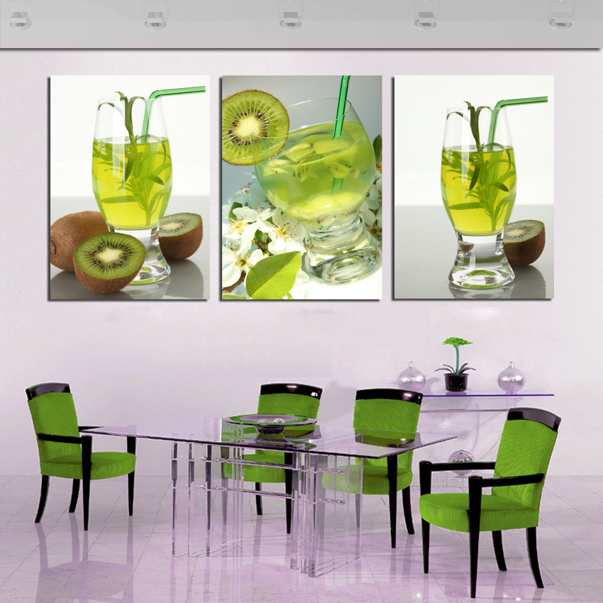 Modern kitchen wall decor for Contemporary kitchen art decor