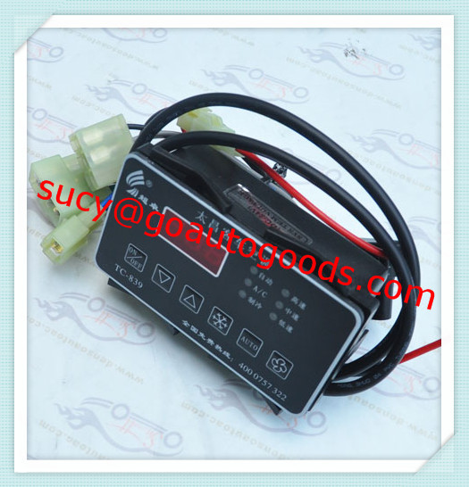 High quality TC-839 Taichang Bus Air Conditioning Control Panel climate control ACC unit(China (Mainland))