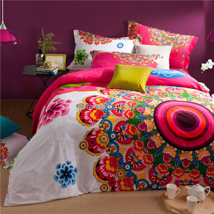 Oriental Quilt Cover Set Orient Style Quilt Cover Set
