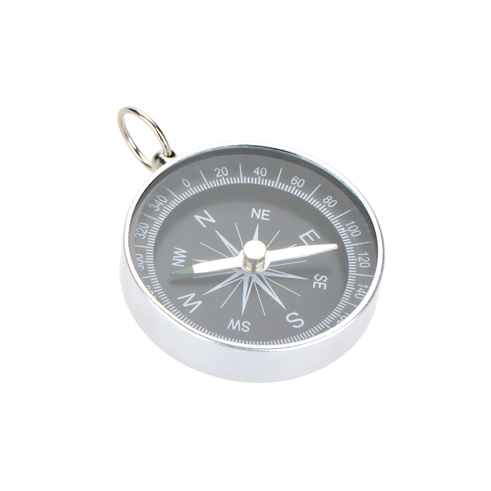 Mini Compass for Outdoor Camping Hiking Travel Emergency Survival Navigation Tool(China (Mainland))