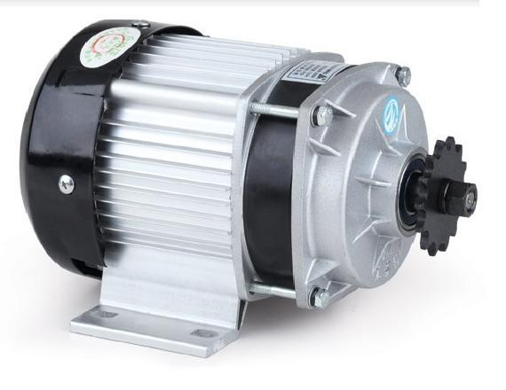 Buy 500w dc 48v brushless motor electric for Ac or dc motor for electric car