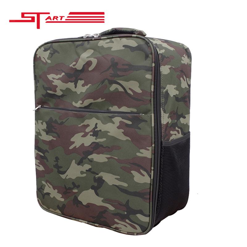 DJI Phantom 4 Backpack Camouflage Bag Outdoor Protective Waterproof Backpack for DJI phantom 4 RC Quadcopter Fast Shipping(China (Mainland))