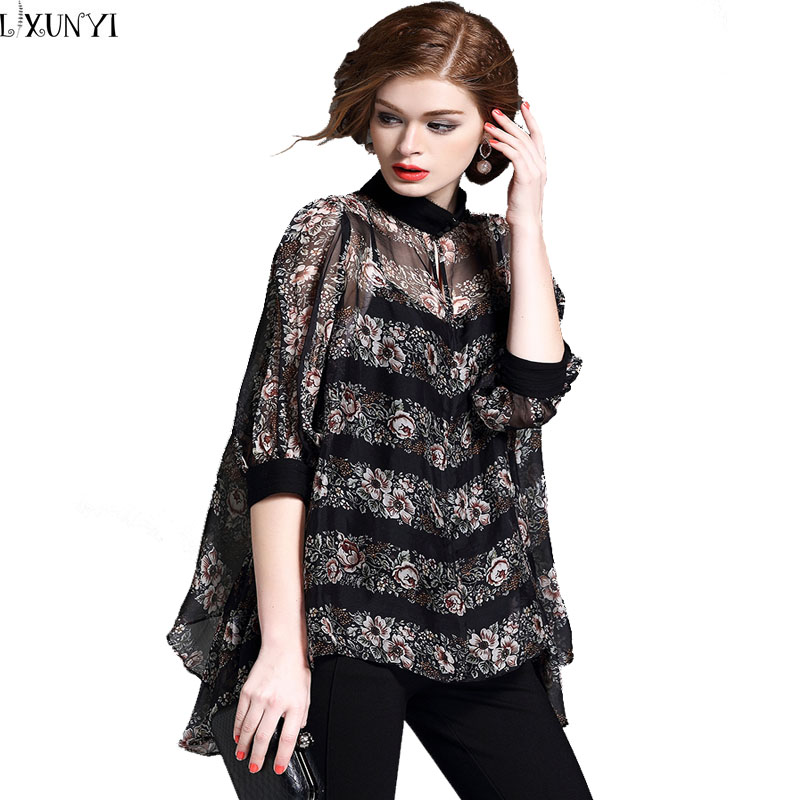 womens silk blouses page 20 - lace