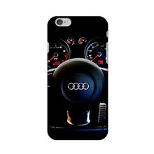 Wholesale and Retail Car Audi Work Station Logo Plastic Hard Back Cover Case for iphone 4/4s/5/5s/5c/6/6plus