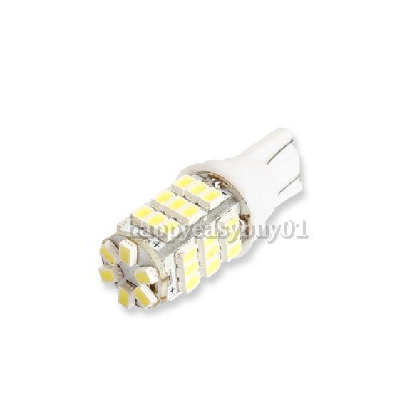 T10 42SMD 1206 LED Car White Light Side Wedge Bulb Lamp Light Auto Bright H1E1(China (Mainland))