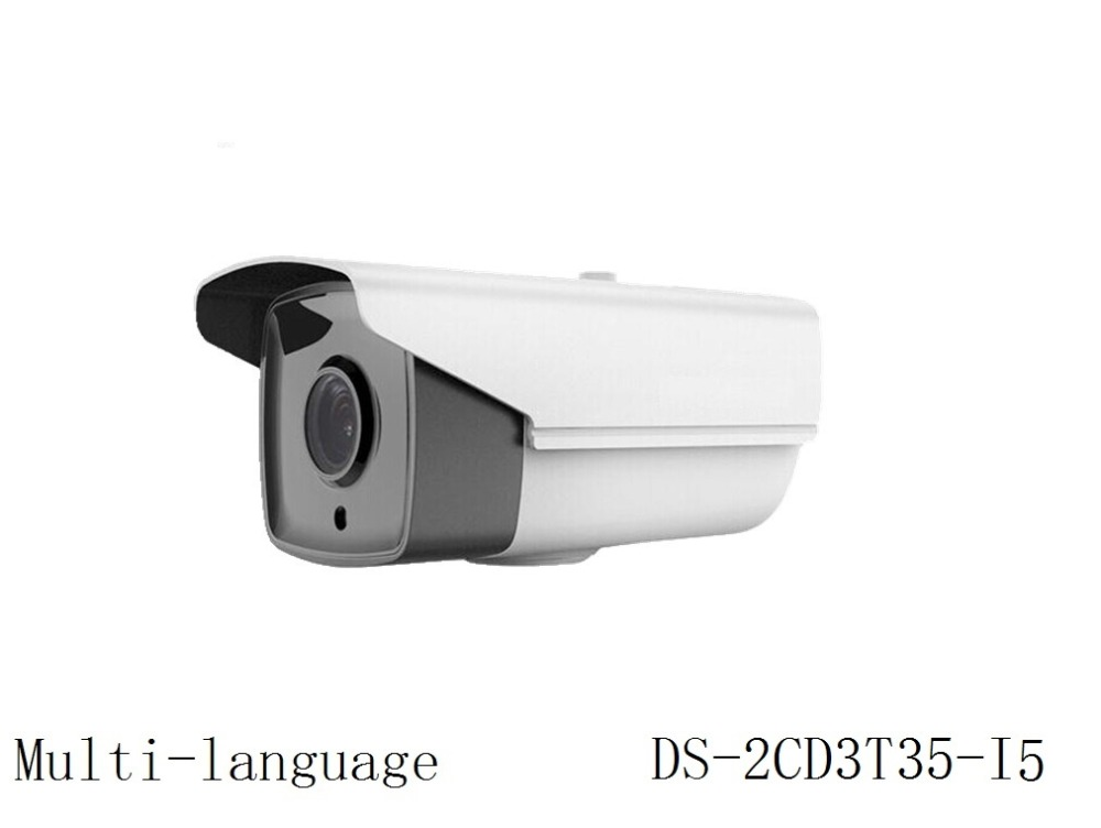 HIKVISION 3MP IP Camera Support PoE Support ONVIF  Infrared 50M Day/Night  Indoor/Outdoor  Waterproof<br><br>Aliexpress