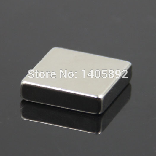 10pcs Super Powerful Strong Rare Earth Block NdFeB Magnet Neodymium N35 Magnets F20*20*5mm- Free Shipping<br><br>Aliexpress