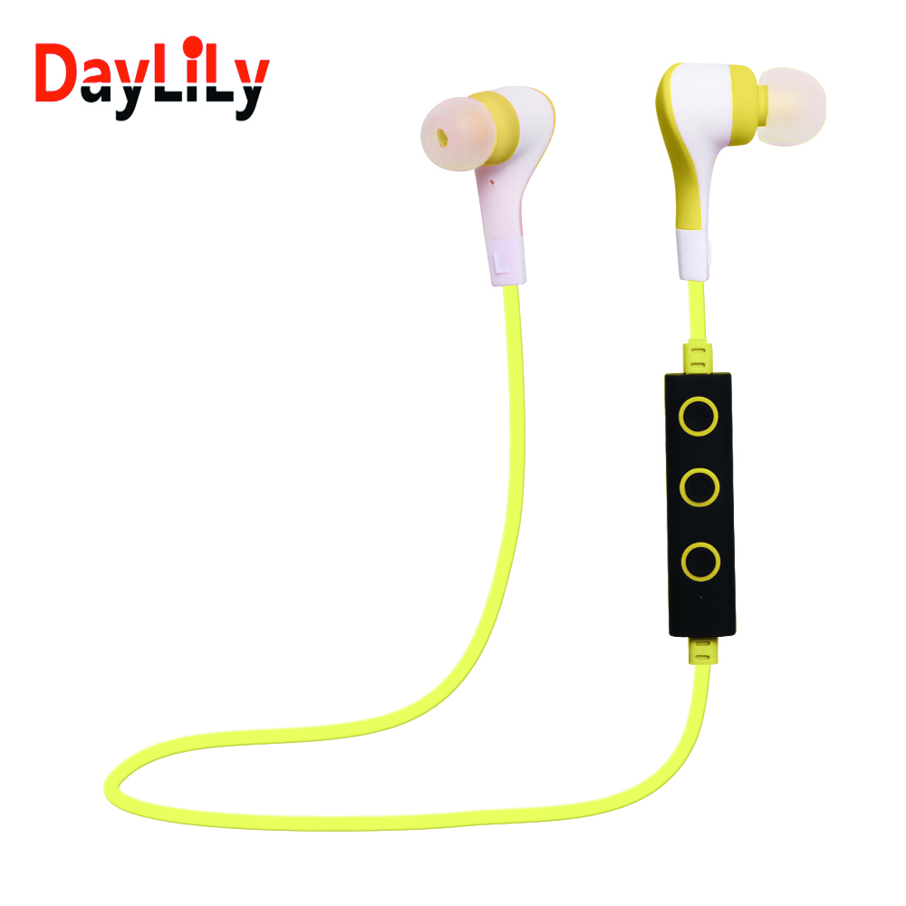 2016 New bluetooth headphones stereo wireless fone de ouvido Sport bluetooth headset music wireless bluetooth headphones phone(China (Mainland))