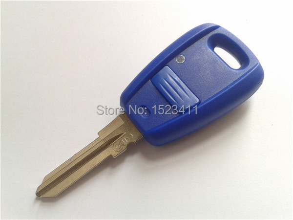 1 Button Replacement Remote Key Fob Shell Case For Fiat Stilo Punto Seicento New(China (Mainland))