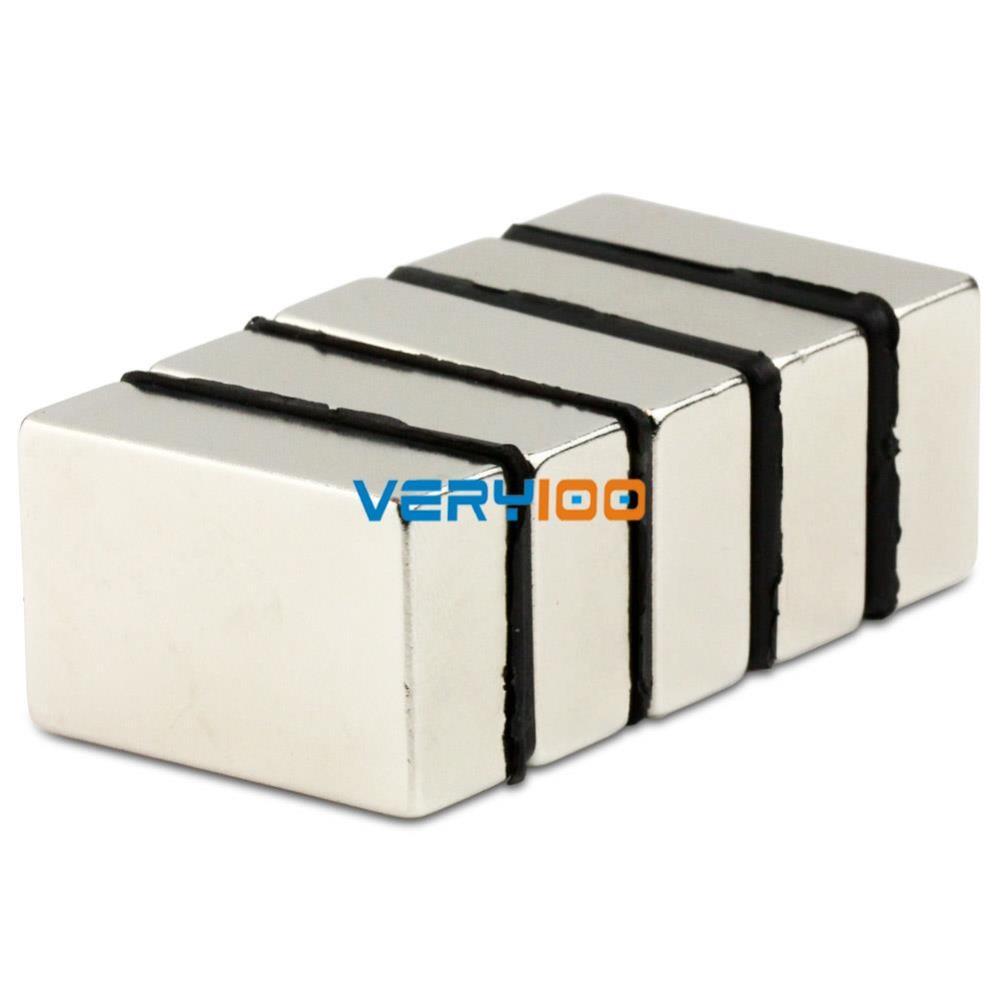 Гаджет  1pc N50 Bulk Super Strong Strip Block Bar Magnets Rare Earth Neodymium 30 x 20 x 10 mm Lot Free Shipping! None Строительство и Недвижимость