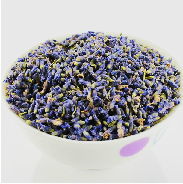 Free Shipping, 50g Natural Health 100% Quality Guranteed Chinese Lavender Flower Tea