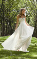 vestido de festa New white ivory Wedding Dresses 2017 Bridal Gown Custom Size 2 4 6