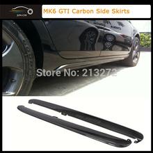 Buy GTI STYEL MK6 CARBON FIBER BODY KITS SIDE SKIRTS FOR VW GOLF VI 6 MK6 Standard & GTI 2008 2009 2010 2011 2012 Car Styling for $161.49 in AliExpress store