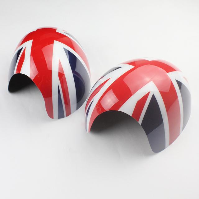acheter coquilles miroir pour accessoires mini cooper jcw clubman countryman s. Black Bedroom Furniture Sets. Home Design Ideas