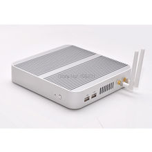 QOTOM Fanless Core i5 mini pc with 4GB RAM, support up to 16GB DDR3 RAM and 256GB mSATA SSD, support 2.5 inch SATA HDD(China (Mainland))