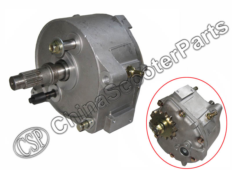 250CC 250 ATV Reverse Gear Box Assy Kazuma Falcon Dingo Panda Redcat Coyote ATV Quad Parts(China (Mainland))