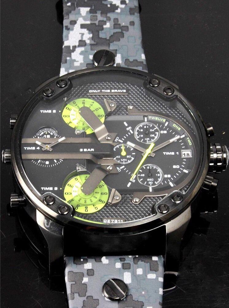 2015 montre DZ DZ7311 Relogio Reloj Hombre WA664 2015 wat498