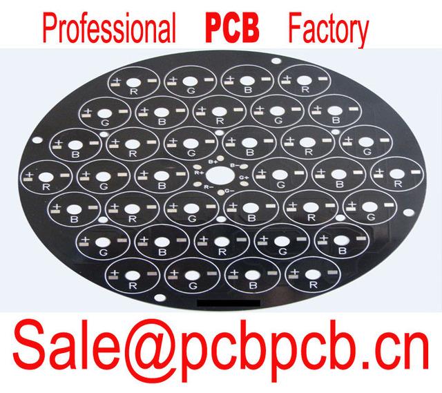 PCB LED LED light PCB produce  LED PCB board countersink PCB LED lighting board