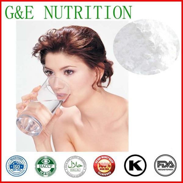 100% High Quality L-glutathione / Reduced Glutathione Powder 10:1 500g(China (Mainland))
