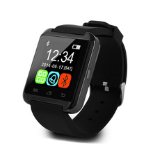 2016 New Smartwatch U8 Bluetooth Smart Watch For Apple iPhone Samsung Android Phone relogio inteligente reloj