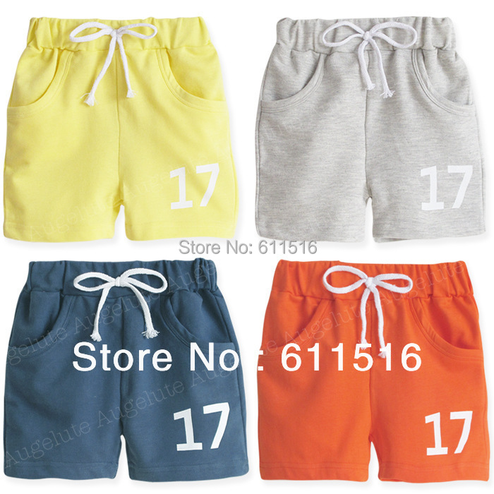 Free Shipping 5 pieces /lot kids` summer outer wear cotton shorts ,kids` fashion and casual sport short pants brand quality <br><br>Aliexpress