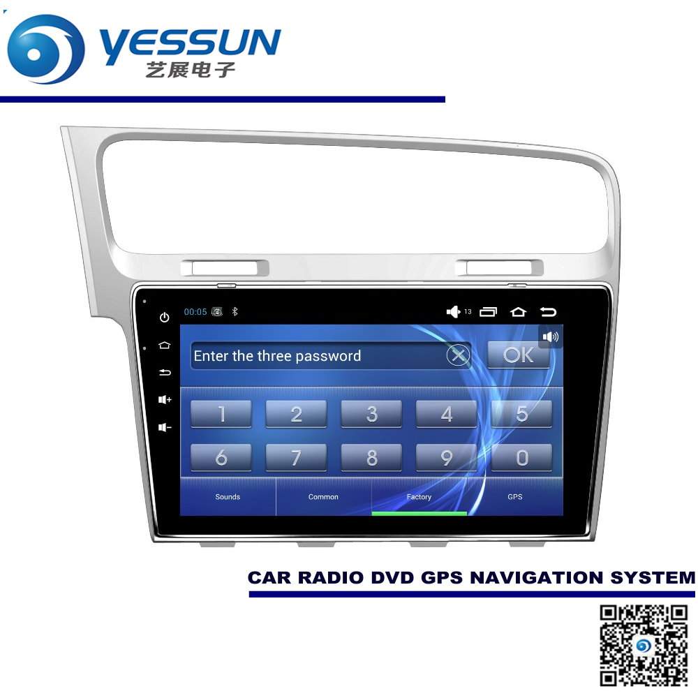 For VolksWagen VW Golf 7 / Golf MK7 2012~2016 Car Android GPS Navigation Radio Audio Video Multimedia System(China (Mainland))