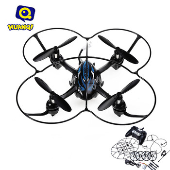Unique 4 Shapes RC Drone Drones Huanqi 886 Mini Helicopter 2.4G 4CH 6-Axis Gyro Remote Control Quadcopter VS Hubsan X4 H107L Toy