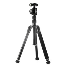 Selens 150cm/62″ Black Professional Tripod Photography Monopod for DSLR Camera Portable Lightweight Travel Tripode Stand