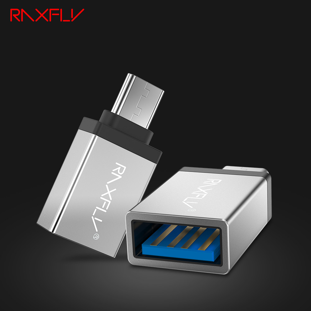 RAXFLY USB C Adapter Male to Type-C USB 3.0 Female OTG Adapter Converter For Samsung Xiaomi mi5 Huawei Android Phone Accessories(China (Mainland))